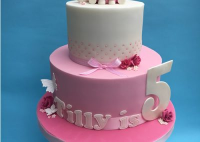 Birthday Cake Pink Pony