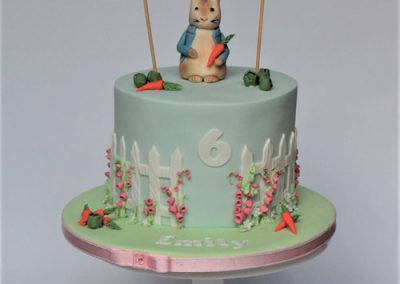 Birthday Cake Rabbit