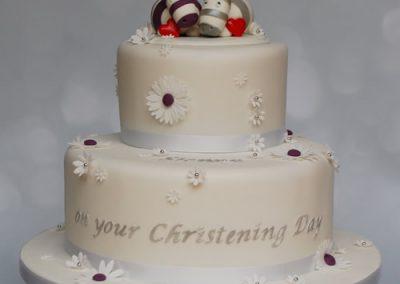 Christening Hippo Cake