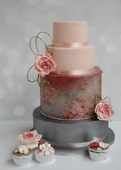 Weybridge Wedding Cakes Iced Innovations All About