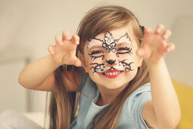 Children's Party Entertainers and Face Painters in Weybridge Elmbridge Surrey
