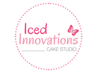 Weybridge Surrey Wedding Cakes by Iced Innovations Cake Studio