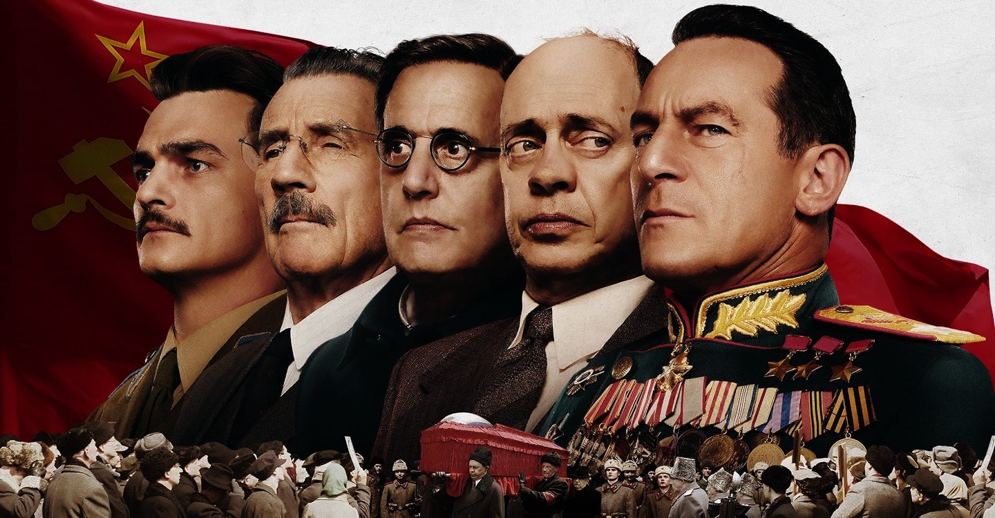 Death Of Stalin - Pctober Movie at Walton and Weybridge Film Society
