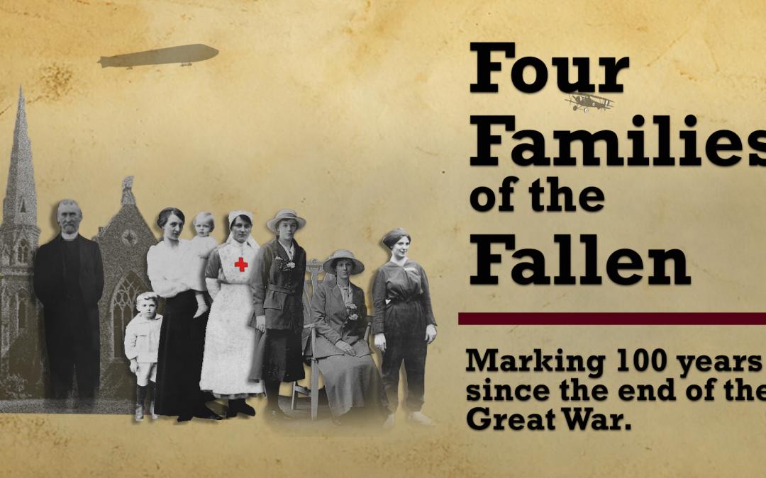 Four Weybridge Families of the Fallen – Original Plays at Brooklands Museum's Armistice Event