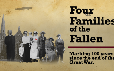 Four Weybridge Families of the Fallen – Original Plays