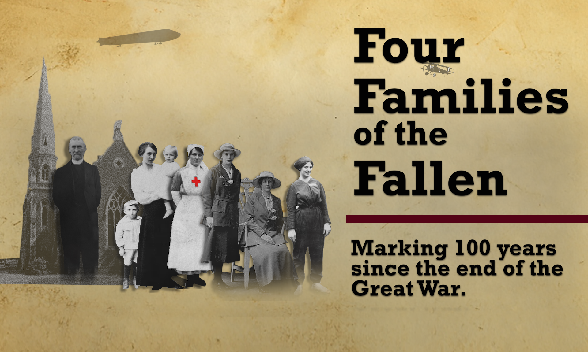Four Weybridge Families of the Fallen - Special Performances Of Original Plays