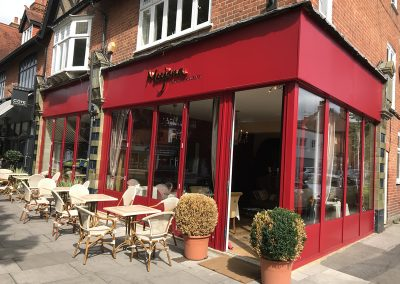 Meejana Lebanese Restaurant in Weybridge Surrey