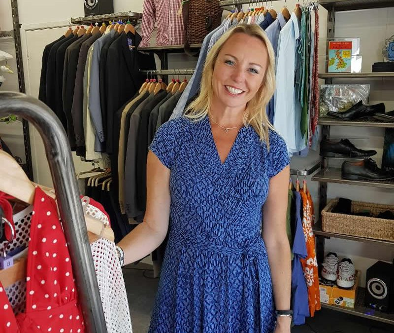 Why I Volunteer At The Princess Alice Hospice Shop