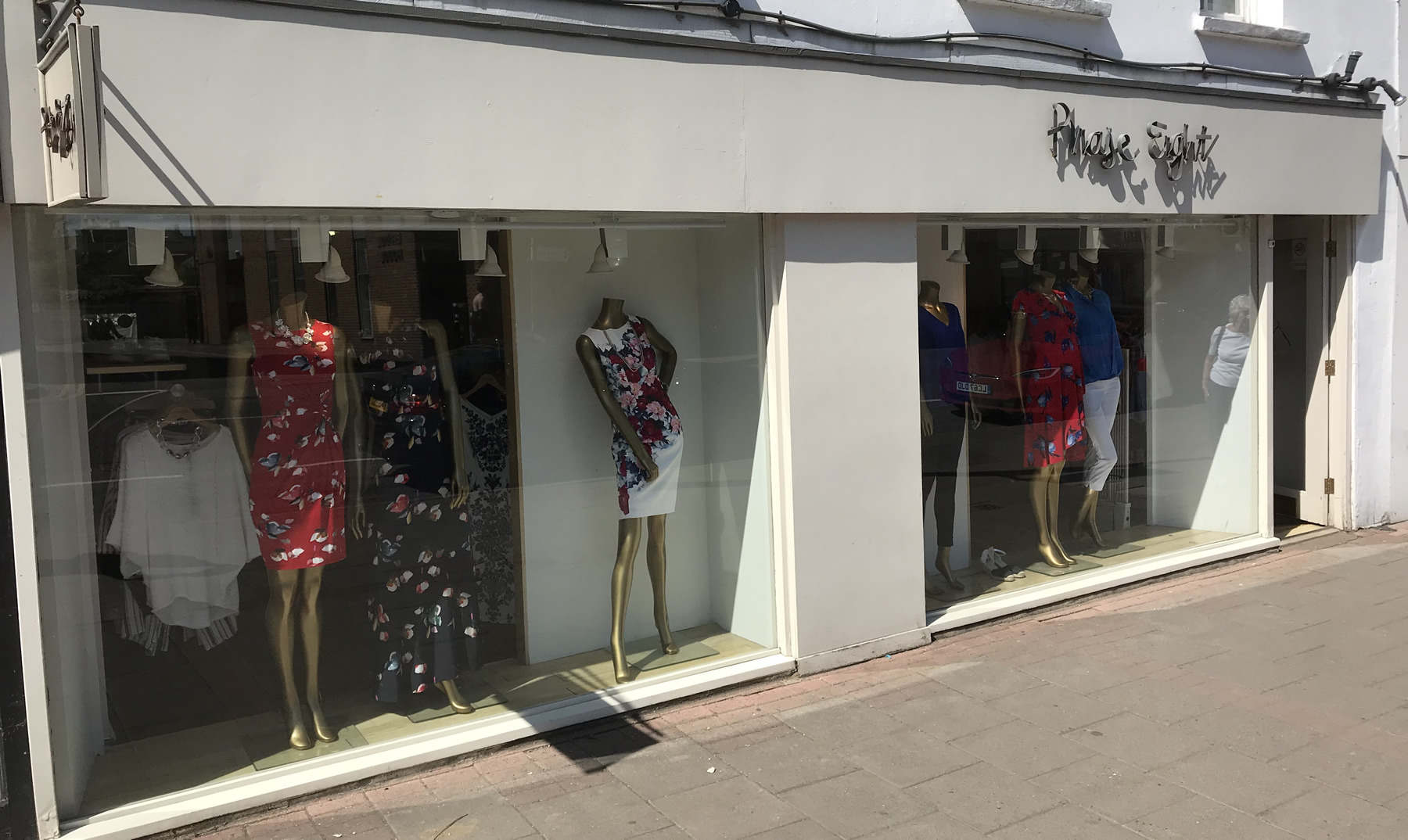 Phase Eight Clothing Store Weybridge Surrey