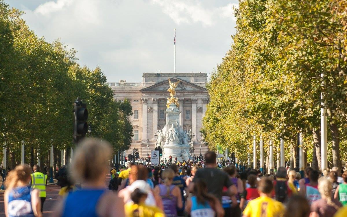 Princess Alice Hospice Esher Surrey - Royal Parks Half Marathon Charity Race