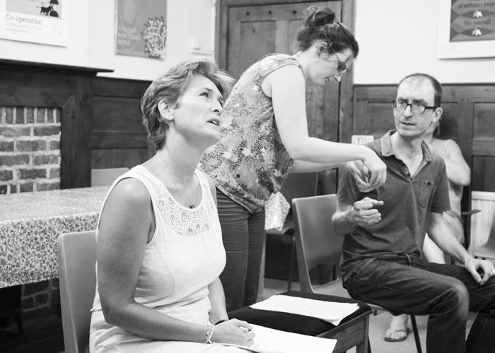 Quick Fix Theatre Elmbridge - Play Rehearsal for Revelations