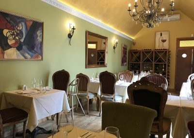 Refurbished Weybridge Restaurant