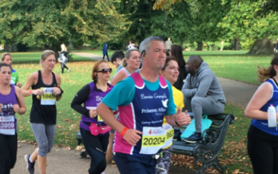 Royal Parks Half Marathon – Princess Alice Hospice