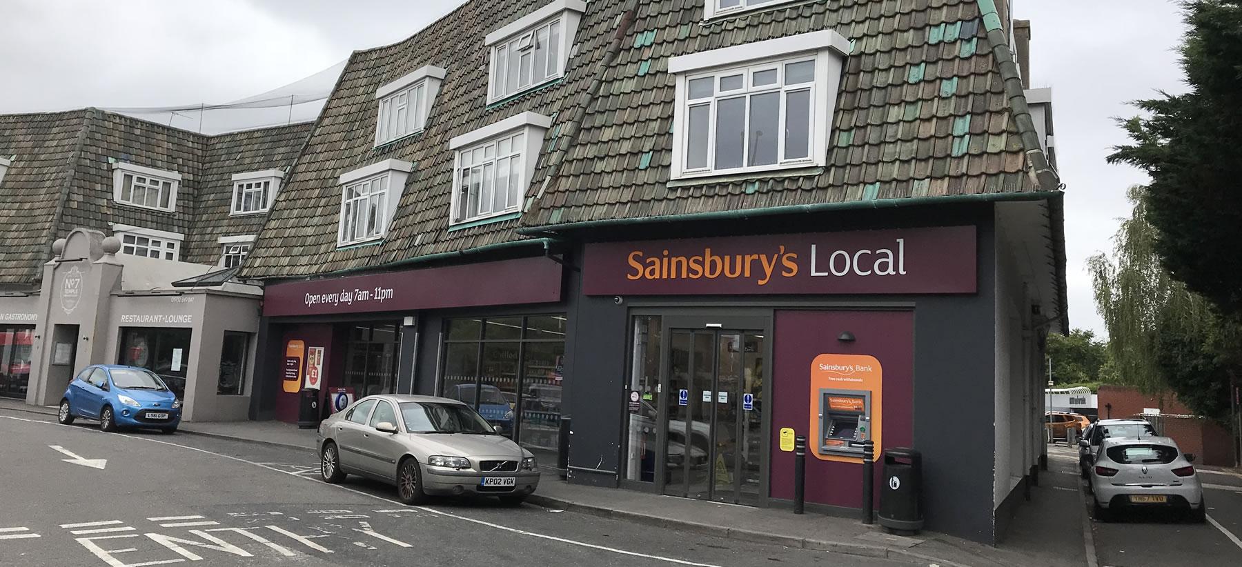 Sainsbury's Local Weybridge