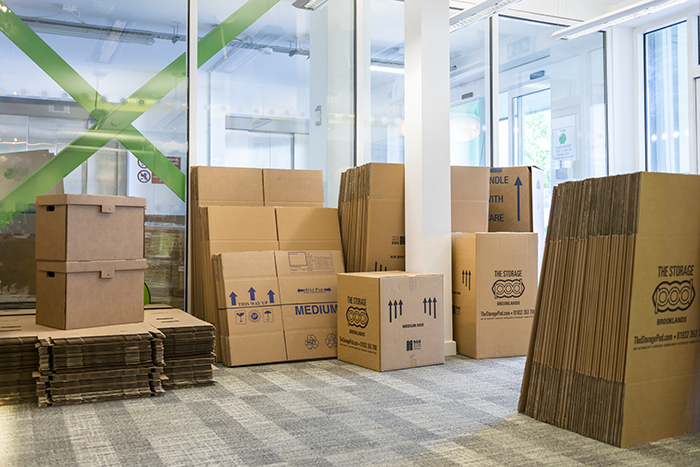Moving Home? Here's Our Top Packing Tips