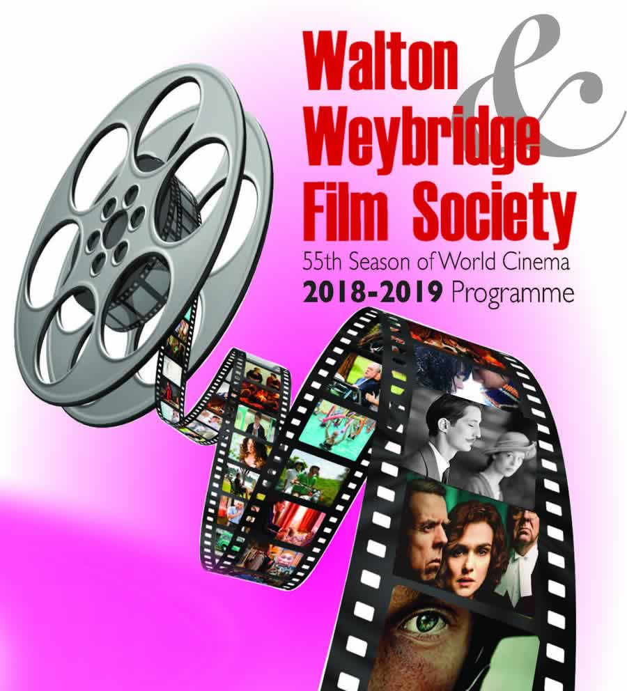 Programme of Movies at Walton and Weybridge Film Society