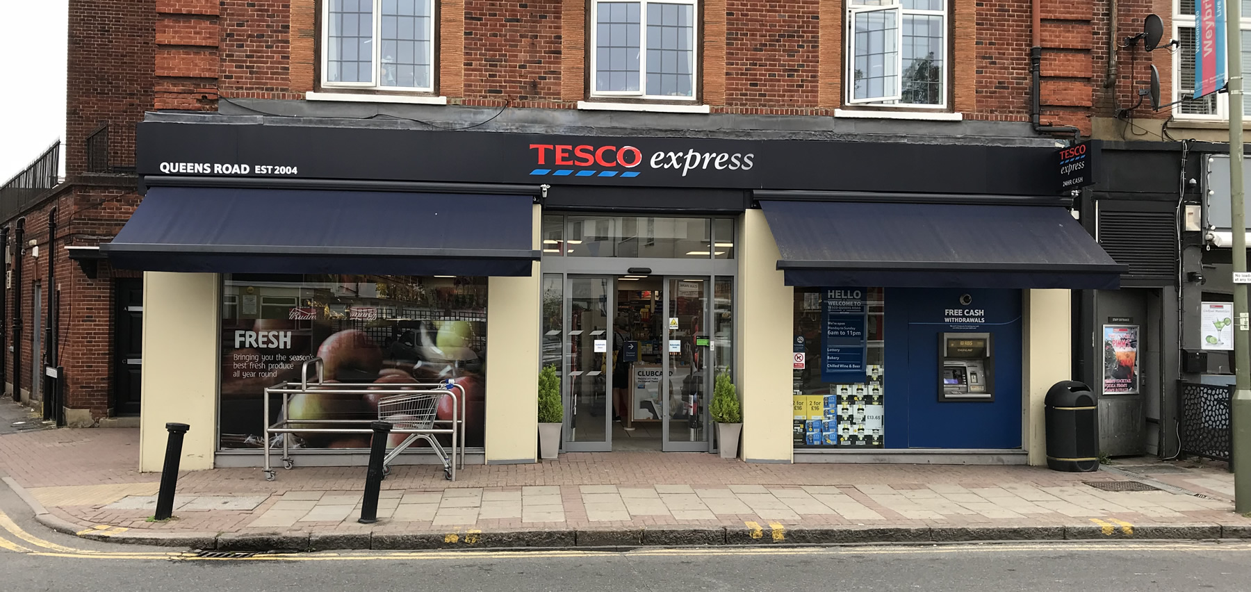 Weybridge Tesco Express Queens Road