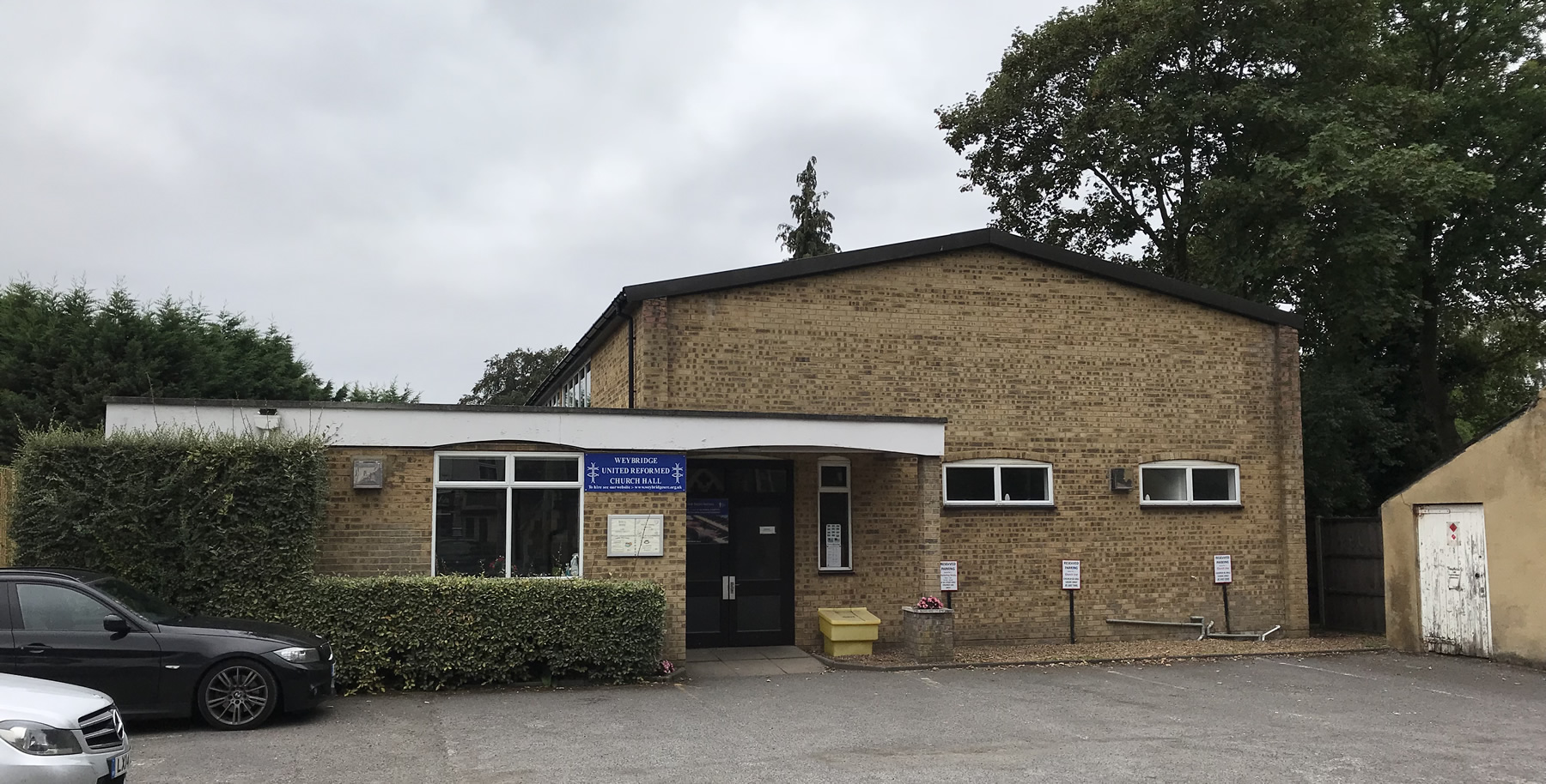 Weybridge United Reformed Church Hall