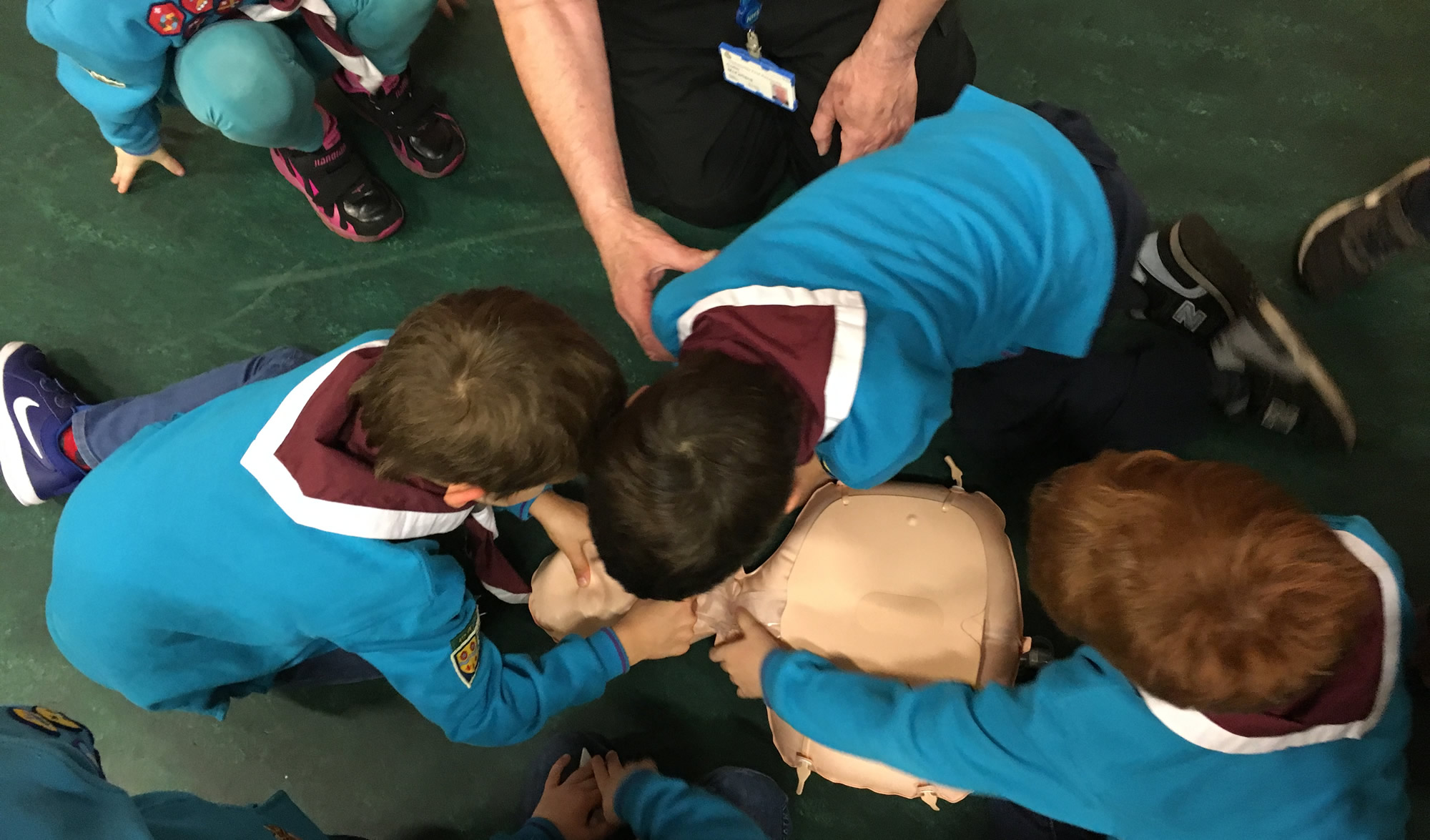 4th Weybridge Scout Group
