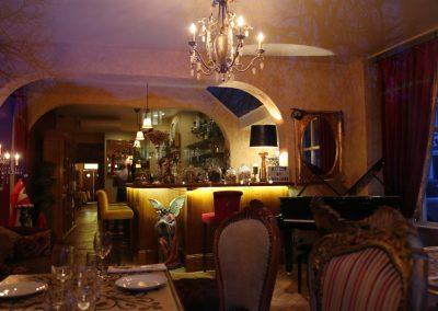 Bar at Meejana Weybridge