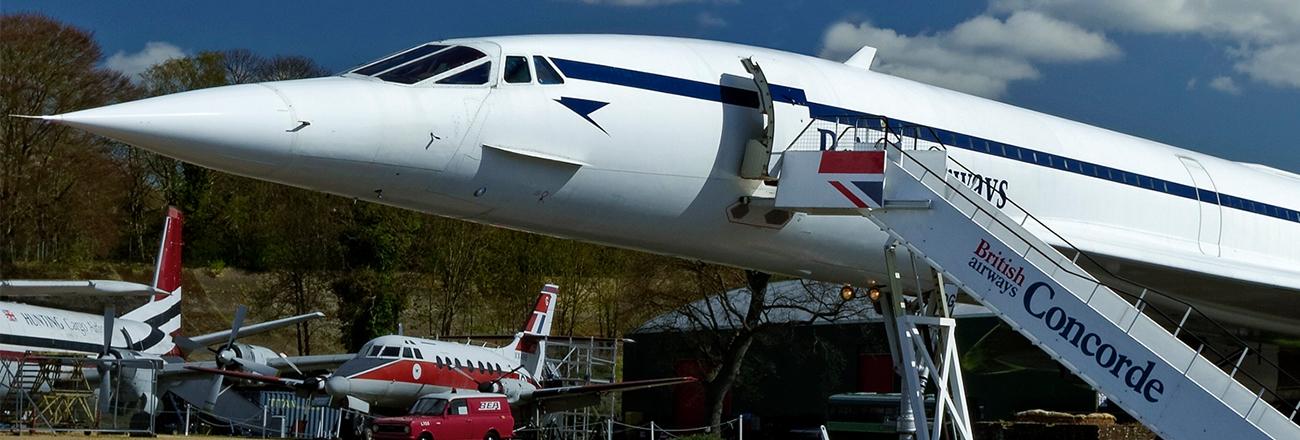 Concorde Brooklands Museum