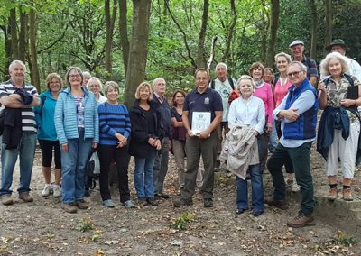 Healthy Walking Group Surrey