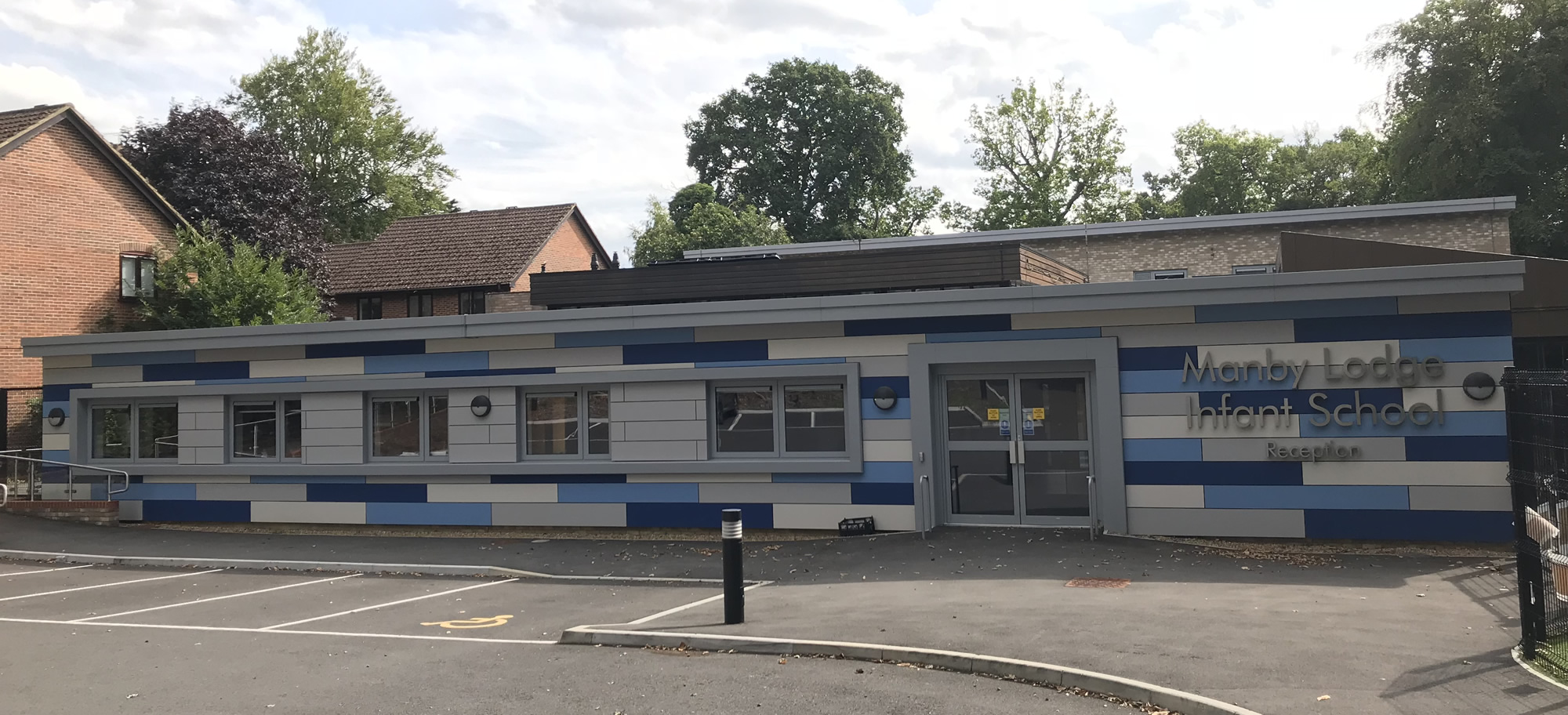 Manby Lodge Infant School Weybridge Surrey