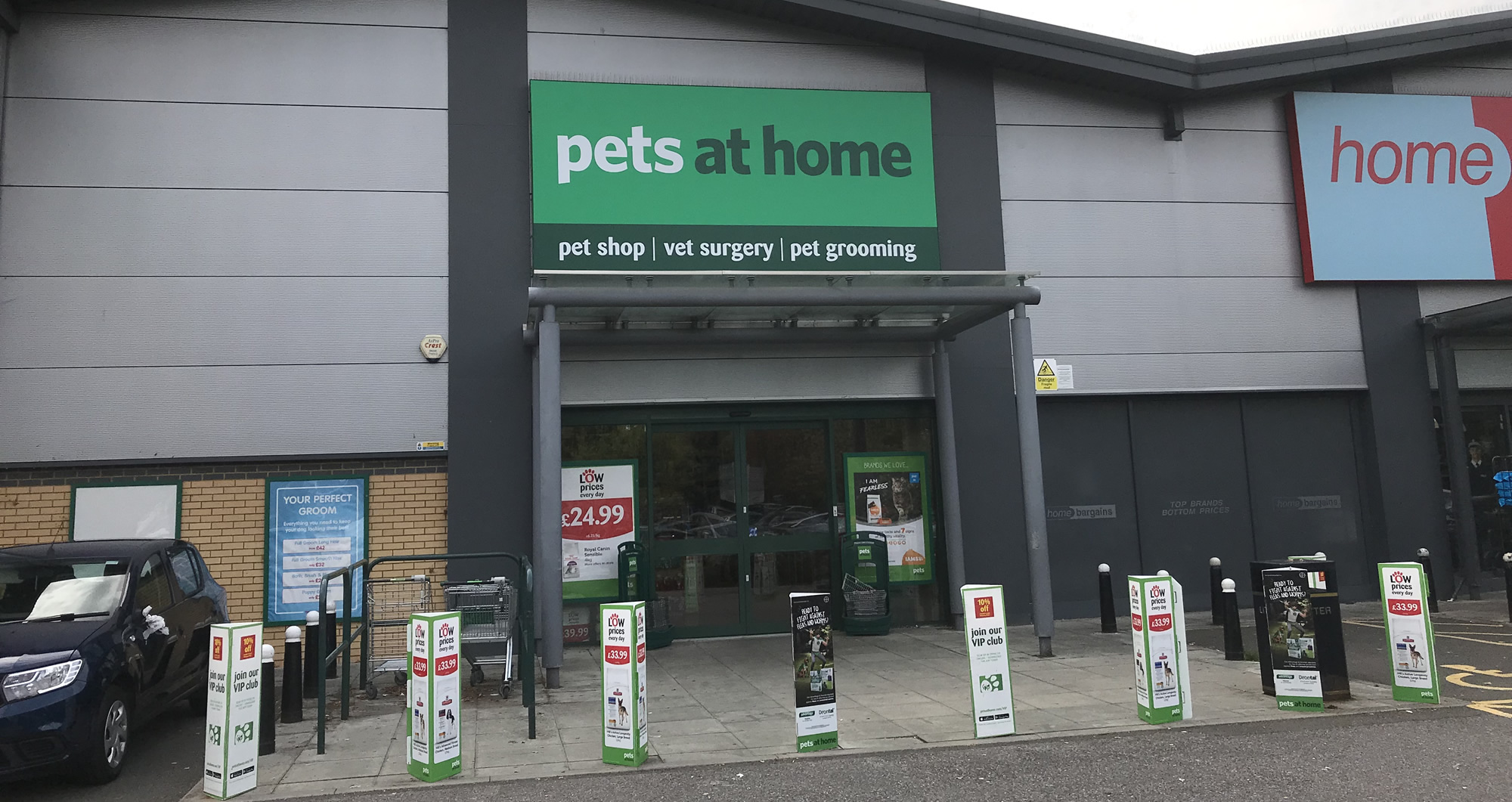 Pets At Home Byfleet