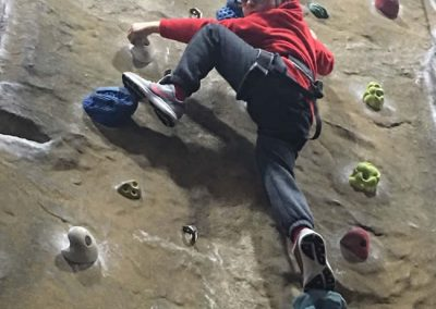 Rock Climbing 4th Weybridge Scouts