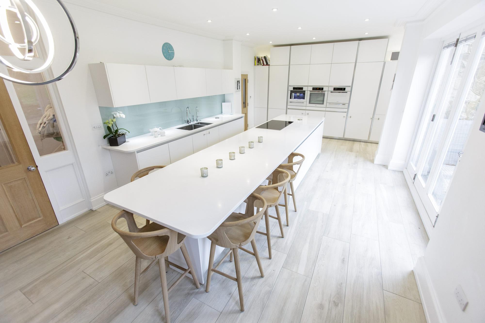 Sanctuary Designer Kitchens Surrey