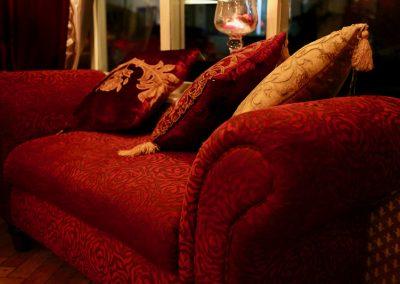 Sofa at Meejana Weybridge