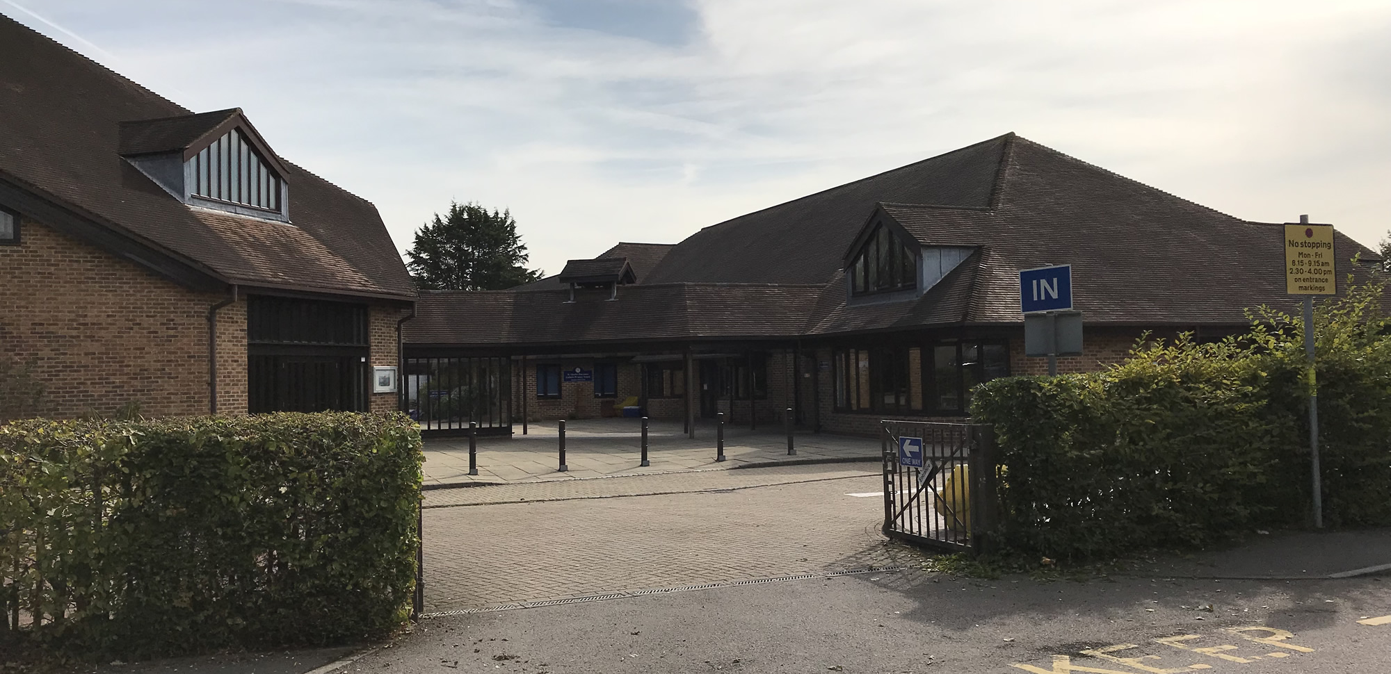 St Charles Borromeo Catholic Primary School Weybridge Surrey