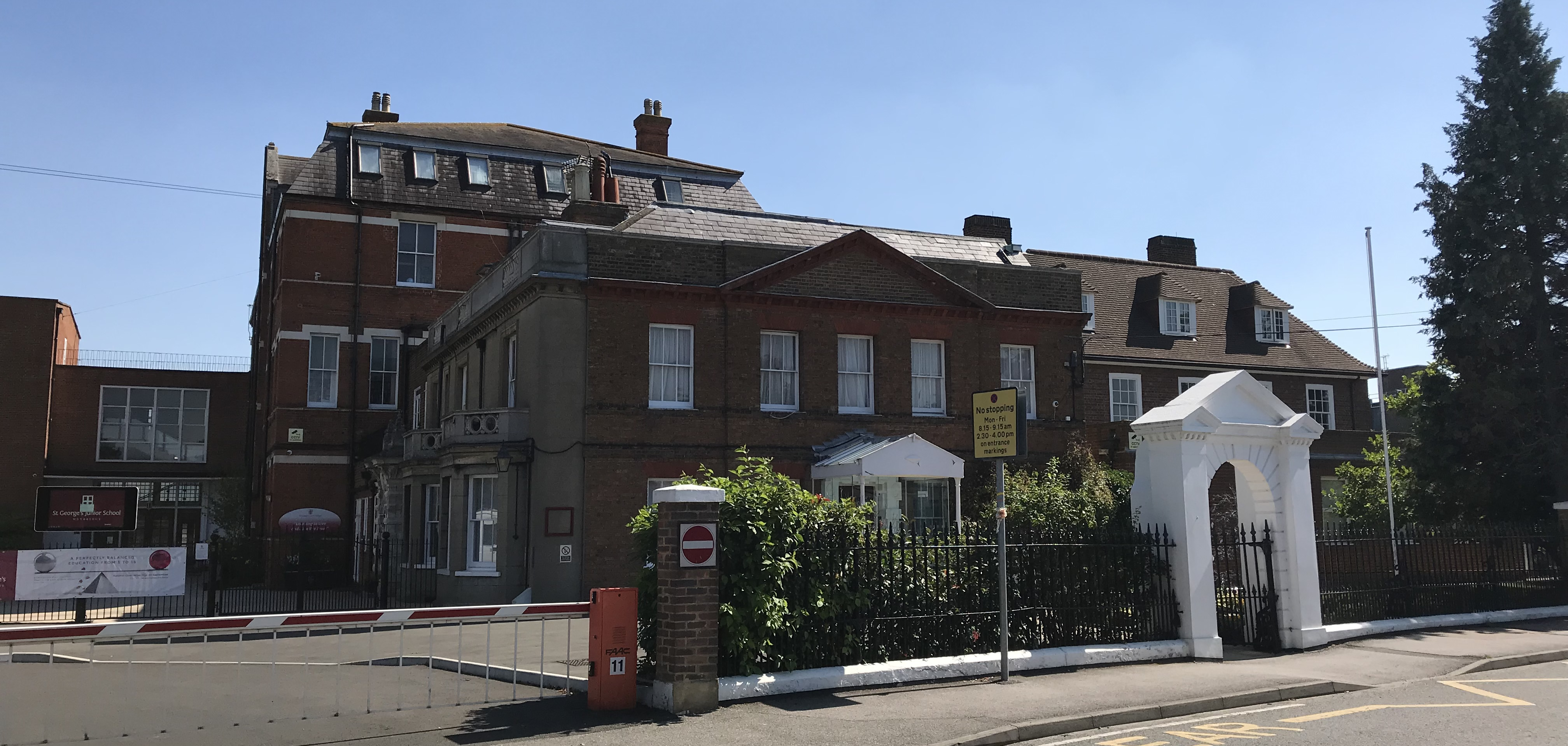 St George's Junior School Weybridge Surrey