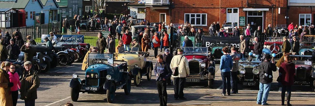 Brooklands Museum Weybridge Events