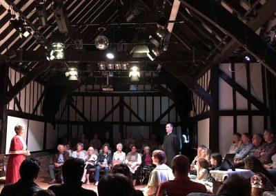 Weybridge Families First World War Play at Walton on Thames Elmbridge - Revelations - Reverand Buller