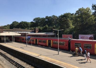 Weybridge Train Services