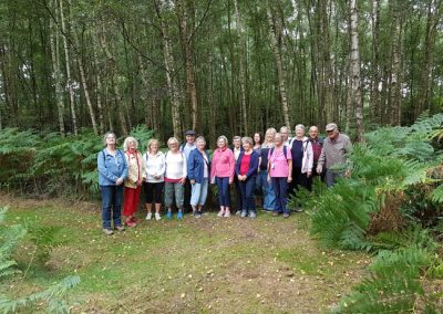 Whiteley Walking Group