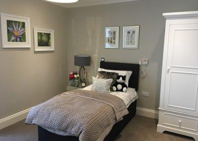 Bedroom - Studio Suite 1