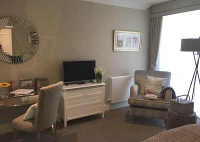 Accommodation at Parklands Care Home Chertsey Surrey