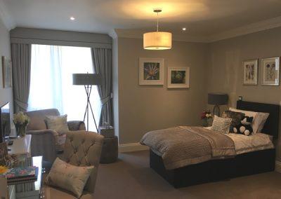 Bedroom - Studio Suite