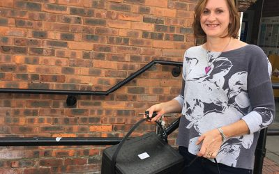 Why I Volunteer – Meals On Wheels – Liz Farmer