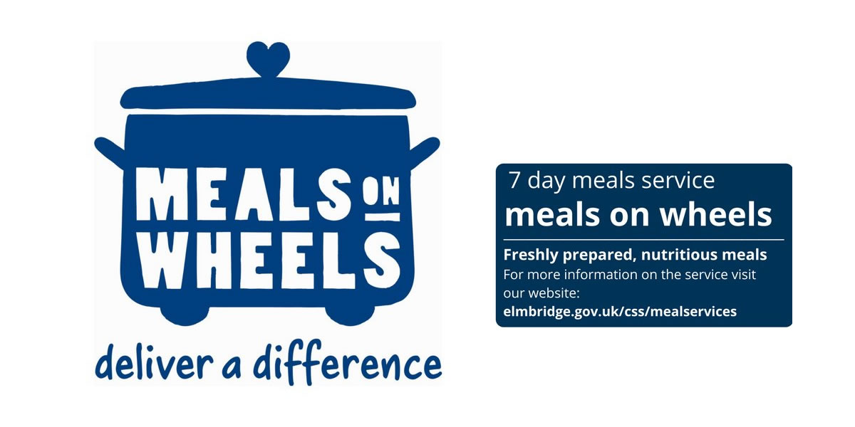 Elmbridge BC provide a seven day meal service to older and disabled people in Elmbridge and Mole Valley (Leatherhead, Bookham and Fetcham areas only) who are unable to prepare meals.