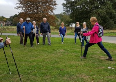 Nordic Walk Esher - Elmbridge Borough Council Healthy Walks