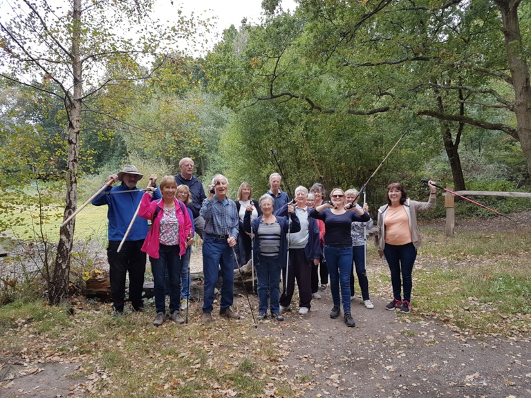 Healthy Walks Elmbridge Surrey