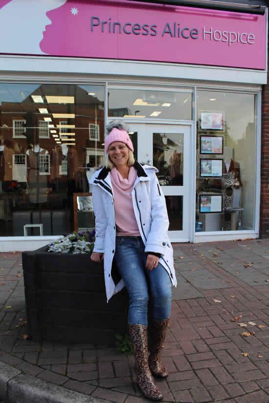 Outdoor Fashion Princess Alice Hospice