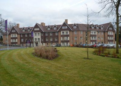 Parklands Manor - front