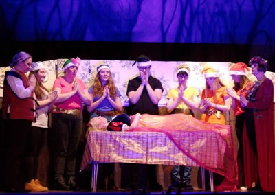 The Desborough Players Snow White