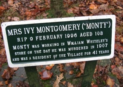 Whiteley Village - Monty