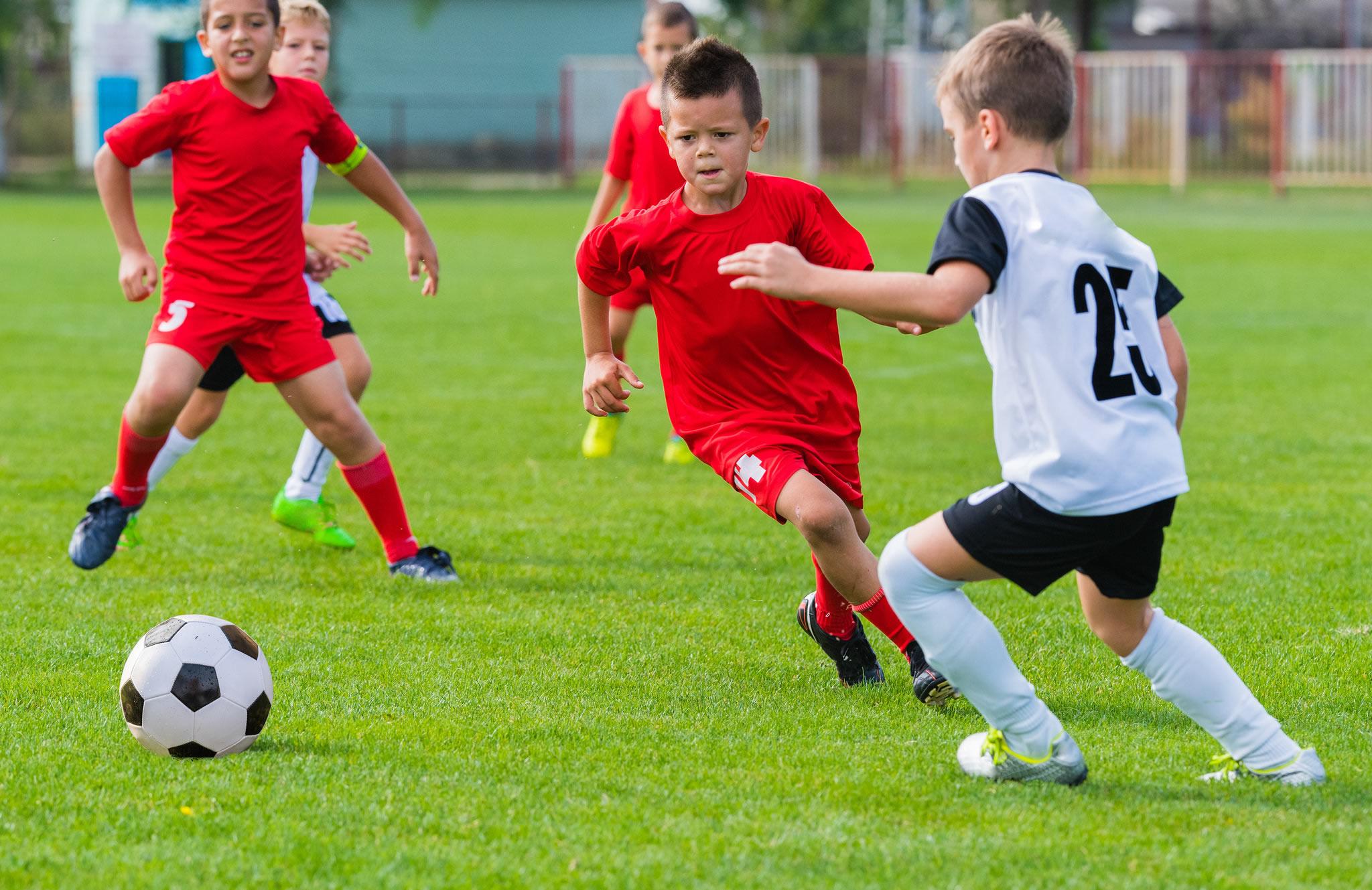 Active Surrey - Junior Football