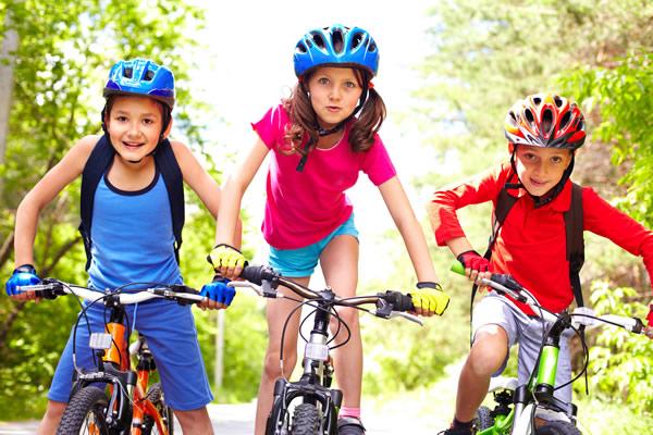 Active Surrey - Kids Cycling